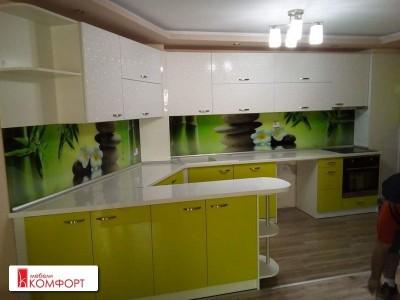 Реализиран проект на кухня 1