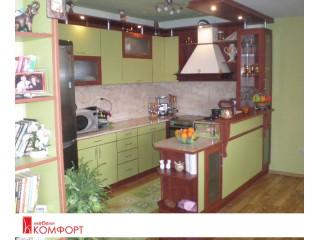 """Кухня """"Зелено и калвадос"""""""