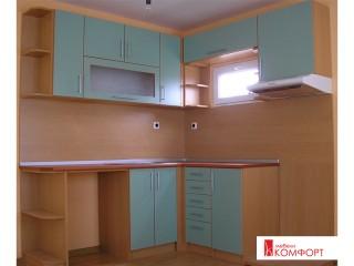 Кухня Г-образна